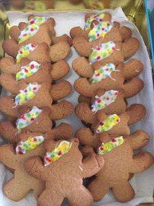 Cakes from our PreSchool Cake Sale
